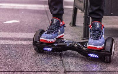 Nouveaux Véhicules Electriques Individuels (NVEI) type Hoverboard : attention à l'assurance !