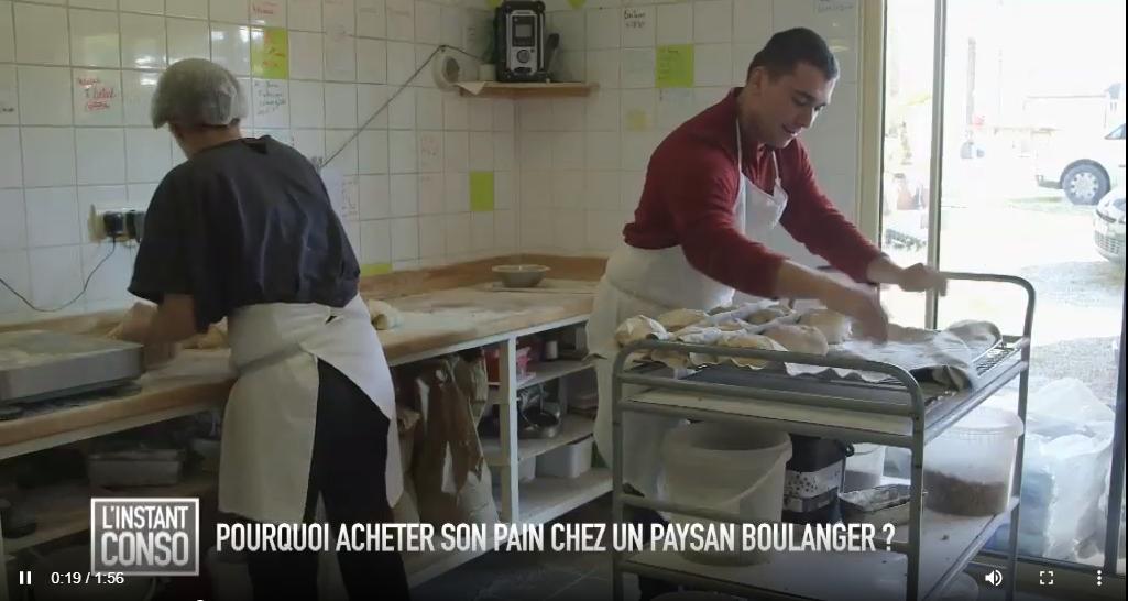 Pourquoi acheter son pain chez un paysan boulanger ?