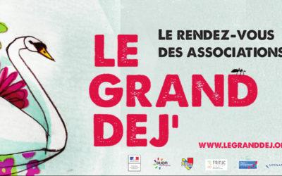 Grand Dej' ! Rencontrez les associations adhérentes du CTRC Bourgogne-Franche-Comté !