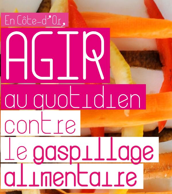 Agir au quotidien contre le gaspillage alimentaire avec le CTRC Bourgogne-Franche-Comté !