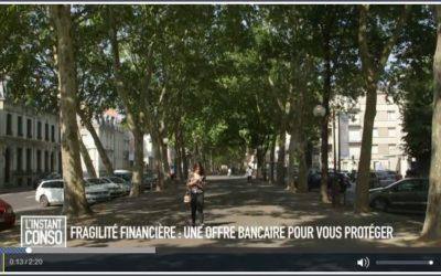 Fragilité financière : une offre bancaire pour vous protéger