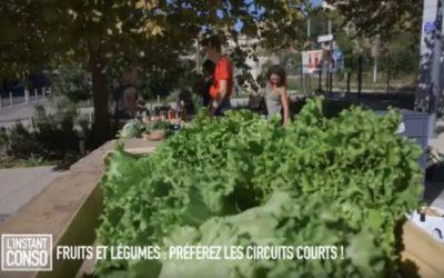 Fruits et Légumes : préférez les circuits courts !